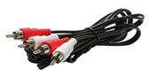12-Feet 2-RCA Stereo Audio Patch Cord