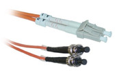 LC/ST 7-Meters Multimode Duplex Fiber Optic Cable 62.5/125, (CNE73330)
