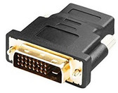 HDMI Female to DVI-D Male Adapter