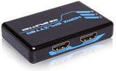 HDMI Mini Splitter 1X2 Supports 3D