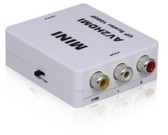 Mini Analog AV to Digital HDMI TV Converter