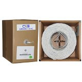 500 feet 16AWG 4 Conductor Solid Copper, Oxygen-Free Speaker Wire Cable