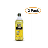 Native Harvest Expeller Pressed Non-GMO Canola Oil, 1 Liters (33.8 FL OZ), 2 Pack