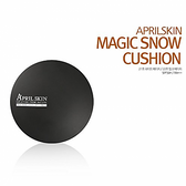 AprilSkin Magic Snow Cushion SPF50+ / PA+++ (15g) #21 Light Beige