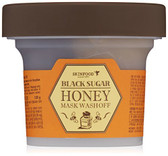 Skinfood Black Sugar Honey Mask Wash off 100g