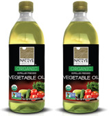 Native Harvest Organic Vegetable Oil offers a cleanlabel, natural alternative for Chefs. Our High Heat Organic NON-GMO Vegetable Oil, providing monounsaturated fats, is excellent and stable for high-temperature cooking, baking and sauteing. We naturally expeller press our Organic Vegetable Oil without the use of harmful chemicals for delicate flavor and better tasting food. This UPC is trademarked under eDragon, Inc. Any violation will be reported to Amazon without any prior warning.