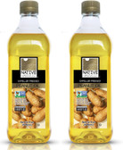 Our Refined for High Heat NON-GMO Peanut Oil Perfect for providing allergen free monounsaturated fats It is excellent and stable for high-temperature cooking, baking and sauteing Need to use the item within 30 days after open the bottle.