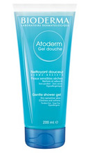 A daily gentle soap-free cleansing shower gel that respects the skin