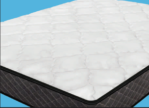Hardside Waterbed Comfort Cover