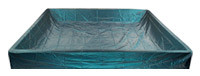 Watebed Safety Liner | Zip on Softside Waterbed Protective Liner | Softside waterbed liner