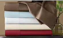 Extra Deep Pocket 300 Thread Count Waterbed Sheet Set