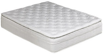 Equinox Deep Fill 9 inch Softside Waterbed Mattress