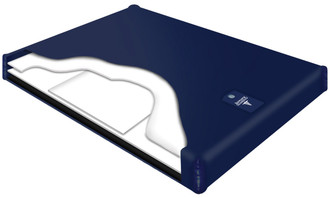 Semi Waveless LS Series 200 Softside Waterbed Fluid Chamber by Innomax