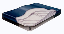 Fiber 5500 Hard Side Waterbed Mattress