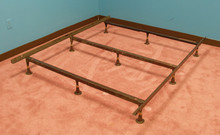 Heavy Duty Waterbed Steel Frame by Strobel