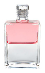 B71 - The Essene Bottle 2 / The Jewel in the Lotus Pink / Clear
