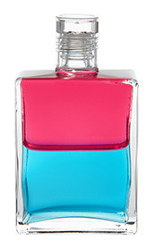 B75 - Go with the Flow Magenta / Turquoise
