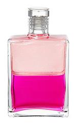B104 - Archangel Chamael Iridescent Rose Pink / Magenta