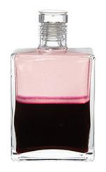 B110 - Archangel Ambriel Pale Rose Pink / Deep Magenta