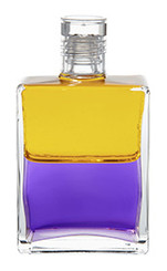 B18 - Egyptian Bottle 1 / Turning Tide Yellow / Violet