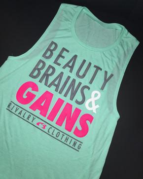 Beauty Brains & GAINS