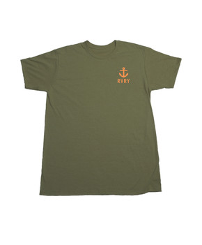 Anchor Military Green