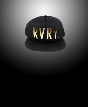 RVRY Gold Snapback (Gold Line Series)