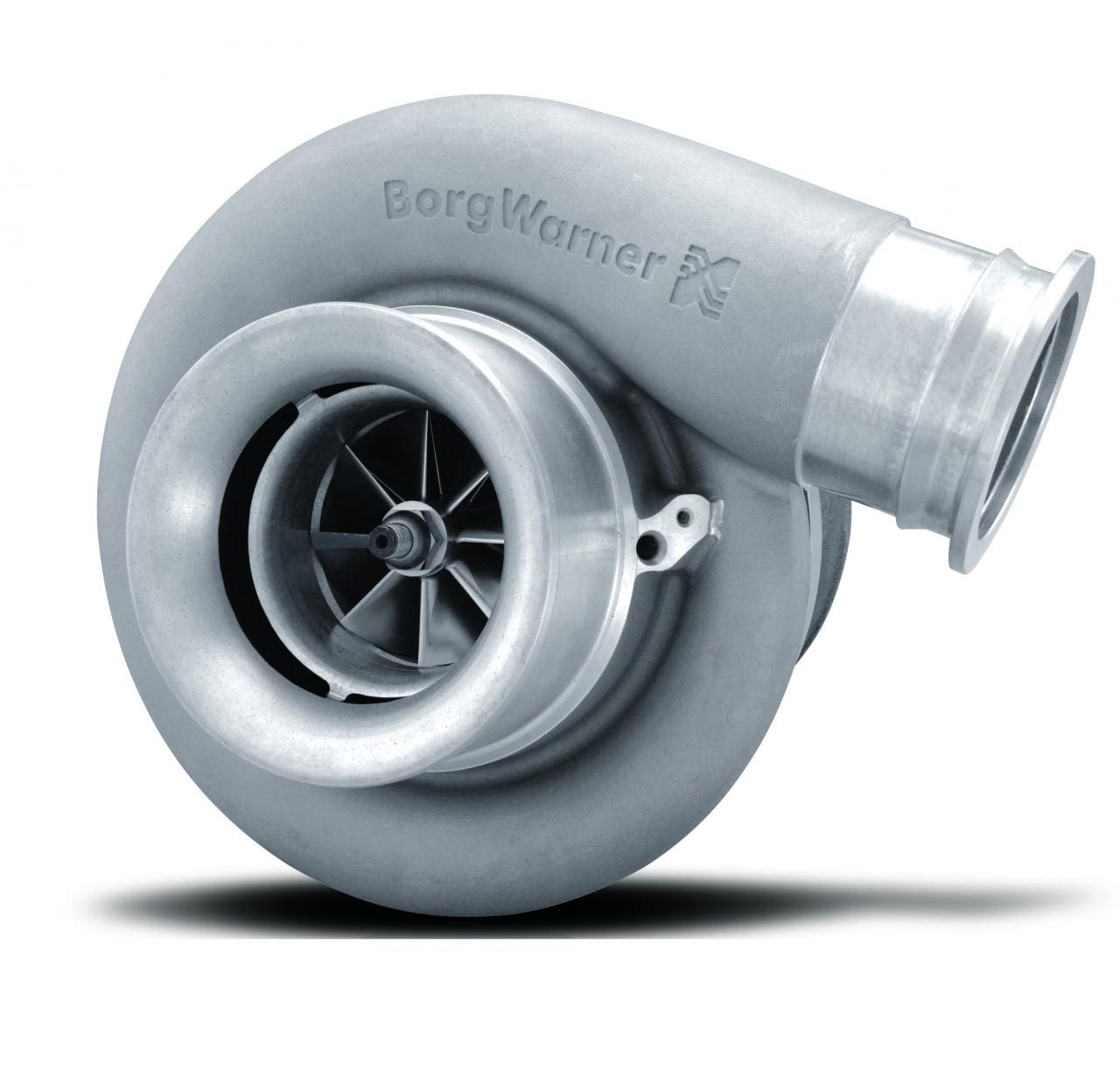 Agp Turbochargers Inc Store: Borg Warner S500SX Turbocharger (88mm)