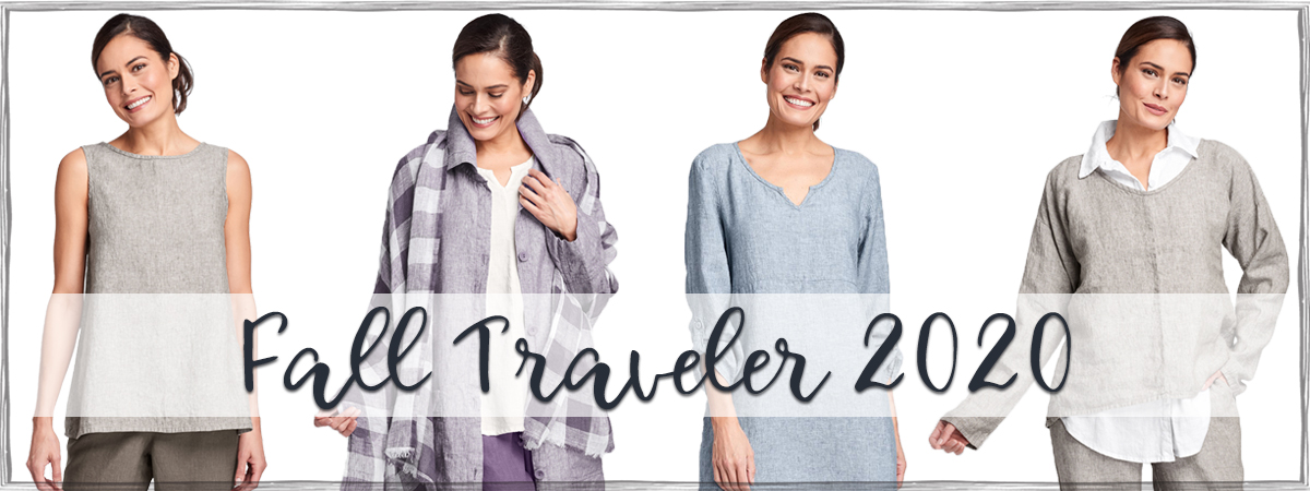 FLAX Fall Traveler 2020