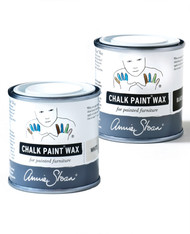 Annie Sloan Chalk Paint® Wax (black & White)