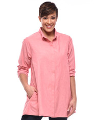 Tulip Clothing Logan (salmon chambray)