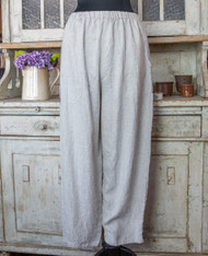 Heart's Desire Clothing Side Pocket Pencil Pant (oatmeal)