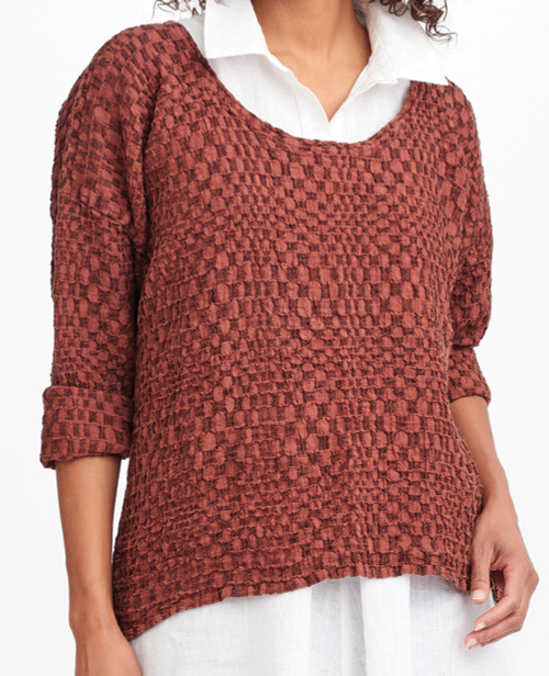 Urban Fall FLAX 2018 Whispy Pullover