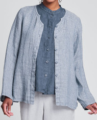 FLAX Spring Traveler 2020 Observation Blouse