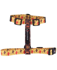 Oui Oui Frenchie Adjustable Strap Harness - Texas