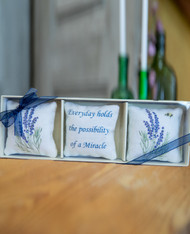 Alice's Cottage Everyday Miracle Gift Box Lavender Sachet