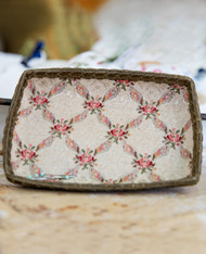 Victorian Pin Dish from France