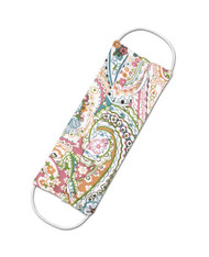 Alice's Cottage Pink Paisley Adult Face Mask - Reversible