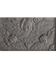 Iron Orchid Designs Classical Cherubs Decor Mould