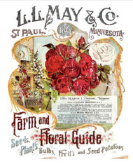 Iron Orchid Designs LL May Decor Transfer