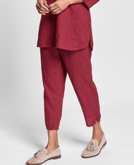 FLAX Classic Two 2021 Pocketed Ankle Pant