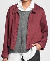 FLAX Fall Traveler 2021 Well Suited Blouse
