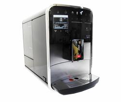 Melitta Caffeo Barista TS Silver/Black Espresso Coffee Cappuccino Machine