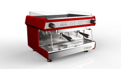 Astoria Tanya Coffee Machine Red