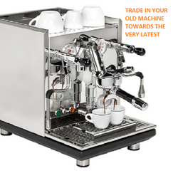 Trade in coffee machine