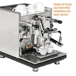 Trade in coffee machine