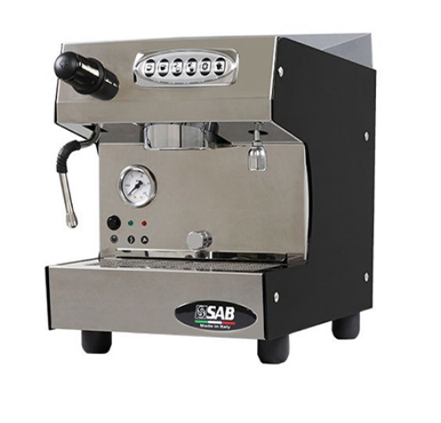 SAB NOBEL Black  coffee machine