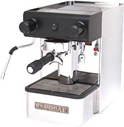 expobar office semi auto espresso coffee machine. Black Bedroom Furniture Sets. Home Design Ideas