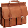 "Kenneth Cole Reaction ""Mind Your Own Business"" Non-Wheeled Business Case  - Tan"