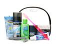 Handy Solutions 10 Piece Premium Men's Travel Kit - TSA Approved 1